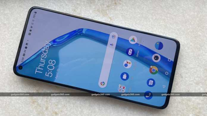 OnePlus 9R Update Brings Camera, Gallery, System Improvements, More