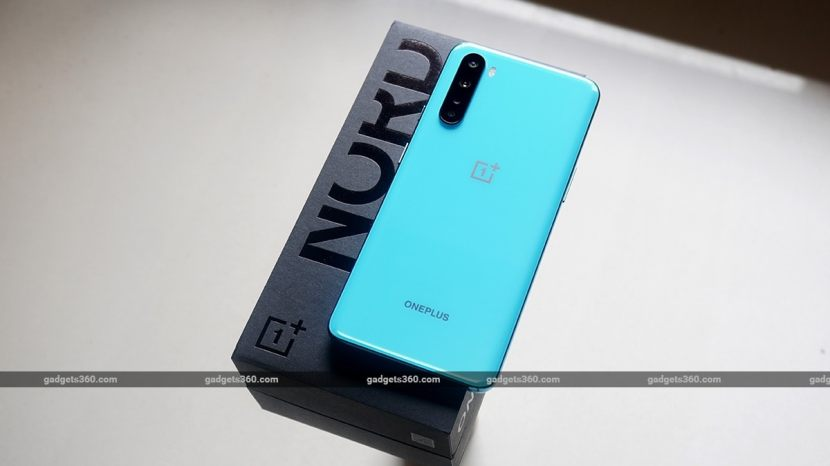 oneplus nord back image gadgets 360 OnePlus Nord