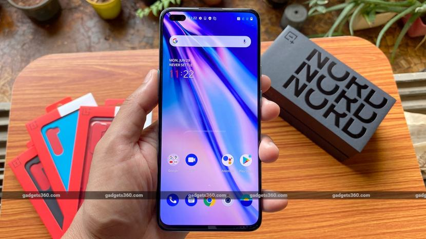 OnePlus Nord First Impressions | NDTV Gadgets 360 1