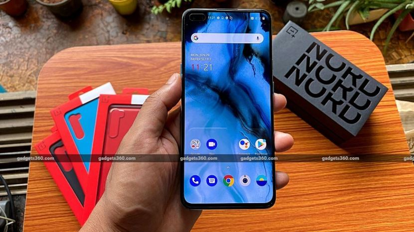 OnePlus Nord vs OnePlus 8: Price in India, Specifications Compared 1