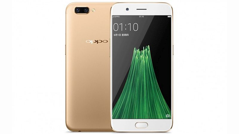 Oppo R11 Plus With 6-Inch Display, 4000mAh Battery Launched