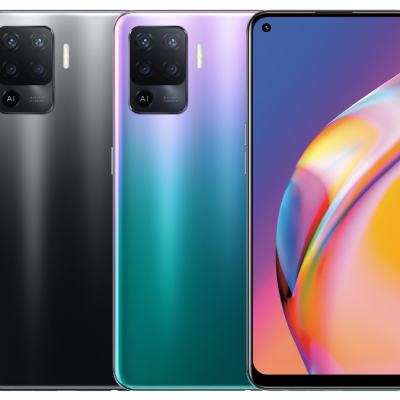 Oppo Reno 5F With Quad Rear Cameras, 30W Fast Charging Launched