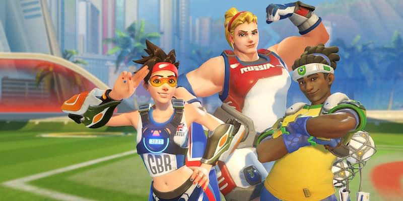 Overwatch Summer Games 2017: Every Skin, Highlight Intro, and Emote Listed