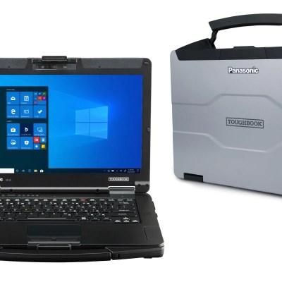 Panasonic Toughbook FZ-55 Semi-Rugged Notebook Debuts in India