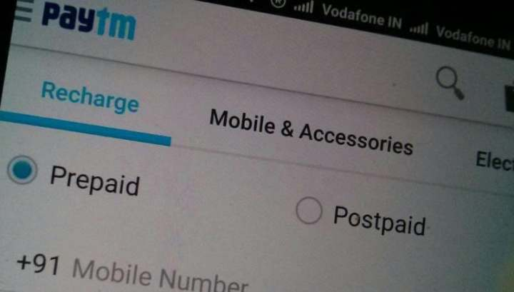 Paytm Now Lets You Buy Google Play Recharge Codes