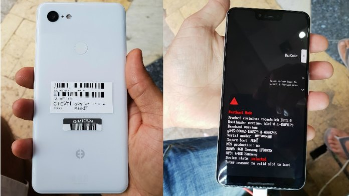 Pixel 3 XL Image Leaked, Pixel Stand With Google Assistant Tipped