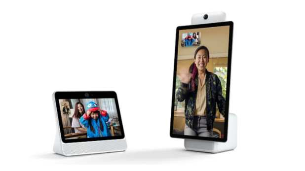Facebook to Unveil New Versions of Portal Video Chat Devices This Fall