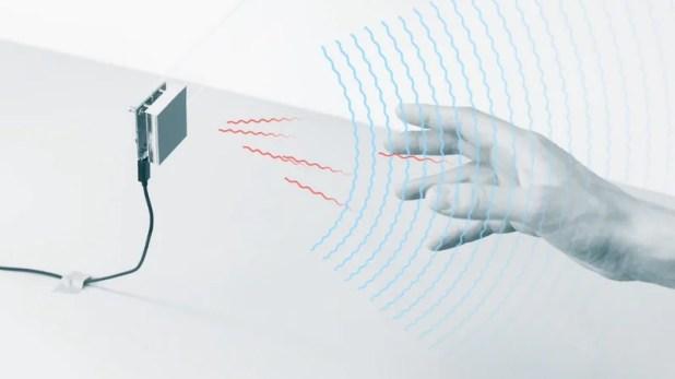Google Wins US Approval for Radar-Based Hand Motion Sensor