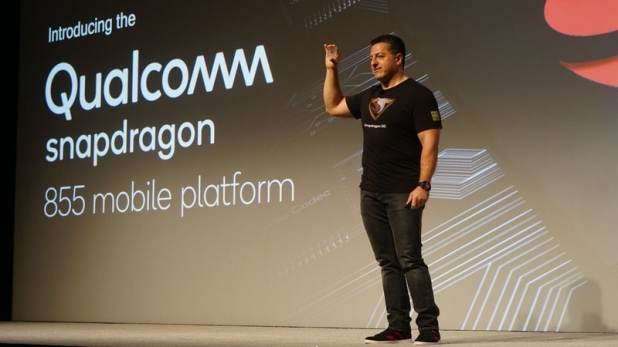 Qualcomm Snapdragon 855 SoC Unveiled With 5G Modem, Improved AI Performance