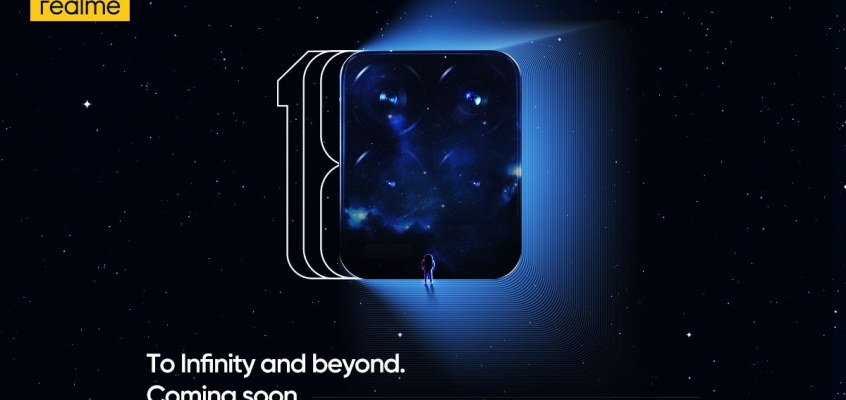 Realme 8 Series Teased to Sport 108-Megapixel Primary Camera