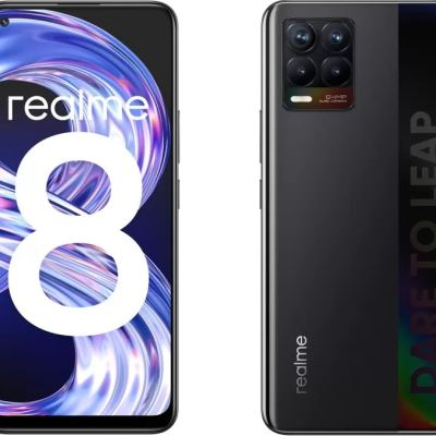 Realme 8 Update Brings Camera and Touch Improvements