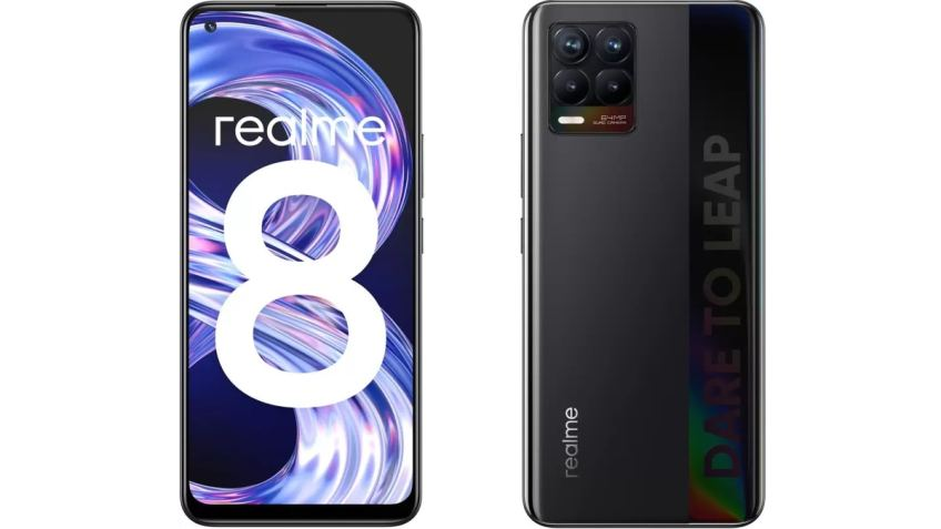 Realme 8 6GB + 128GB Storage Variant to Go on Sale in India: All the Details