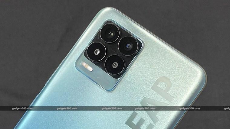 realme 8 pro cameras gadgets 360 Realme 8 Pro First Impressions