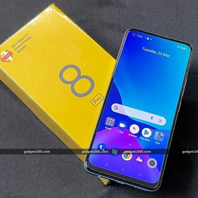 Realme 8 Series Confirmed to Get 5G Variants in India 'Soon'