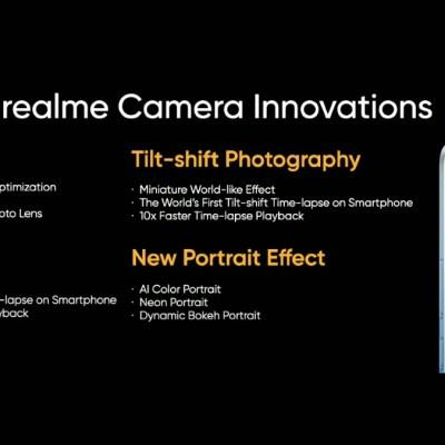 Realme 8 Pro to Feature 108-Megapixel Primary Camera, Company Announces
