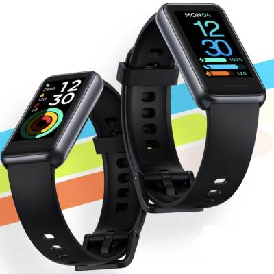 Realme Band 2 With Up to 90 Sports and Workout Modes Launched in India
