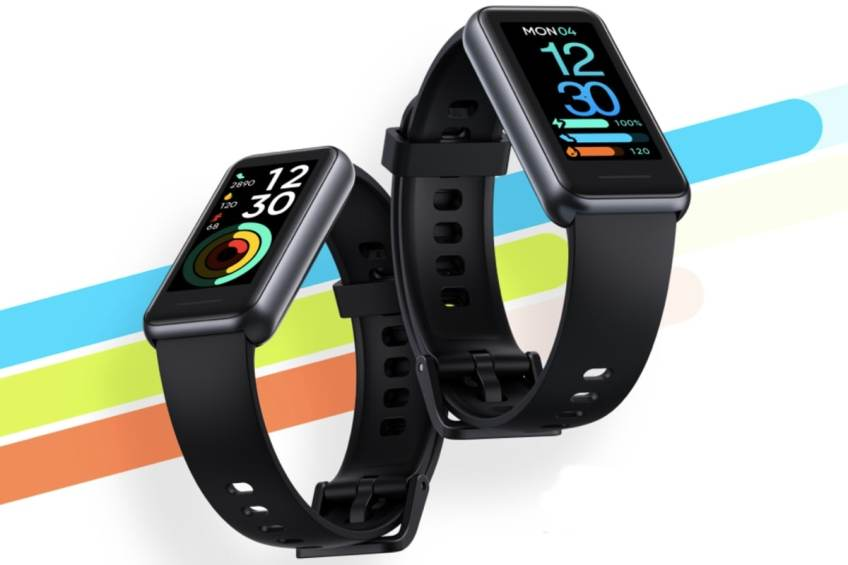 Realme Band 2 With a Larger Colour Display, SpO2 Tracking Now Official