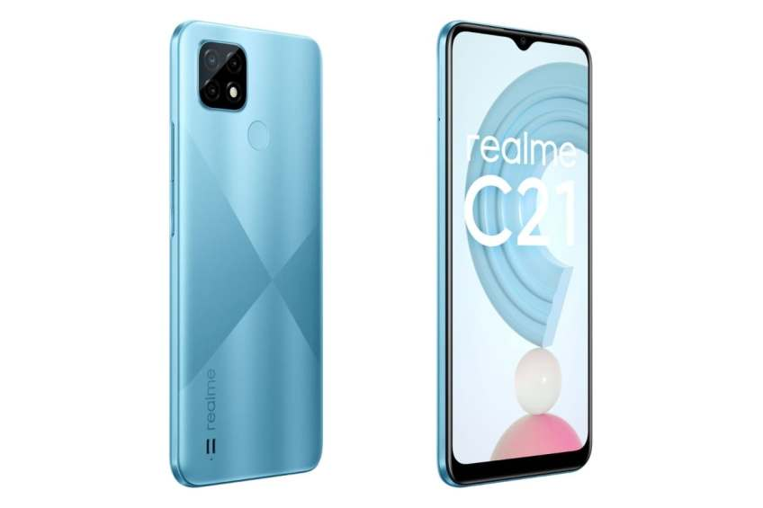 Realme C21 to Go on First Sale in India Today