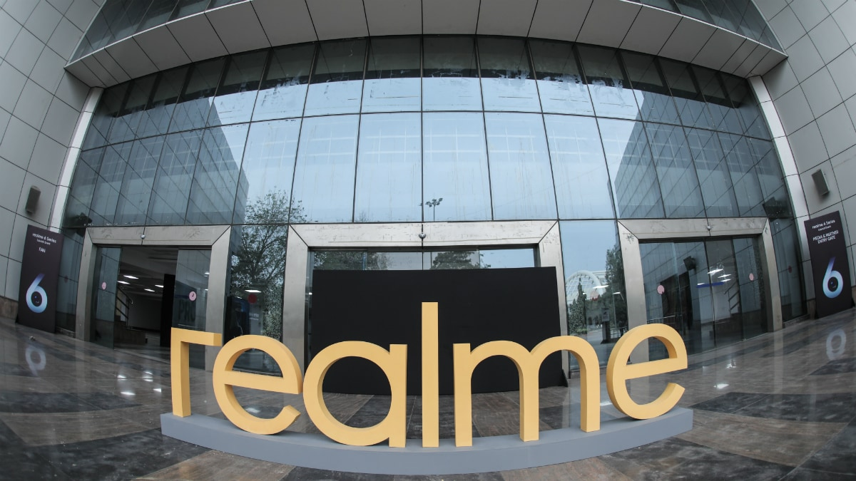 Realme Teases 'Big Announcement' at IFA 2020 in September
