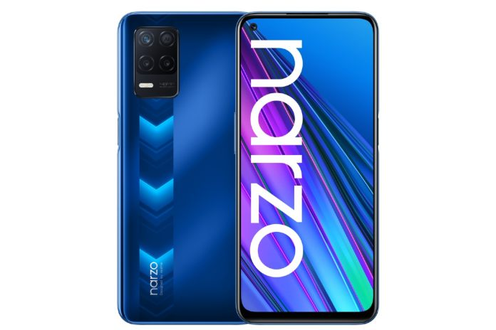 Realme Narzo 30 5G With Dimensity 700 SoC, 5,000mAh Battery Launched