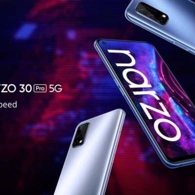 Realme Narzo 30 Pro 5G Goes on Sale in India Today