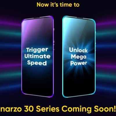 Realme Narzo 30 Series India Launch Teased on Flipkart, Narzo 30 Pro 5G Shown Off by CEO Madhav Sheth