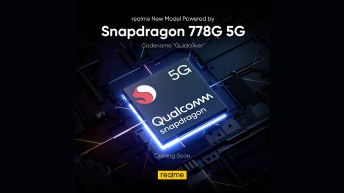 Realme May Launch New Phones With Snapdragon 778G and 870 SoCs on June 18