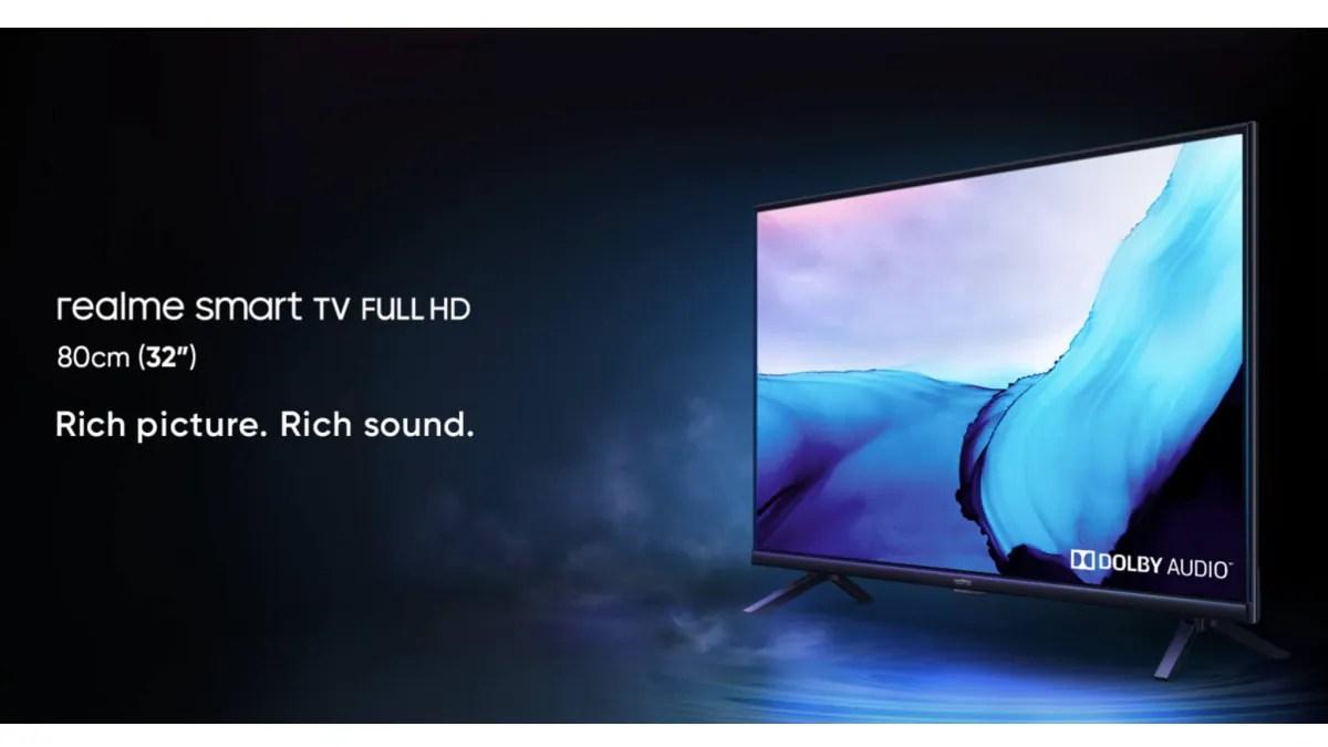 realme smart tv fhd32 main Realme