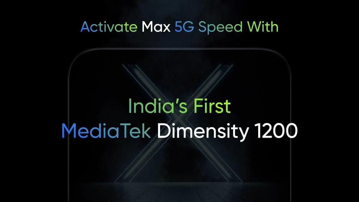 realme x7 max teaser image Realme X7 Max  Realme