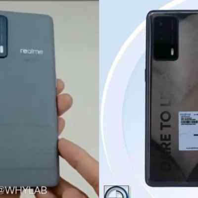 Realme X9 Pro Concrete Edition Images, Specifications Tipped
