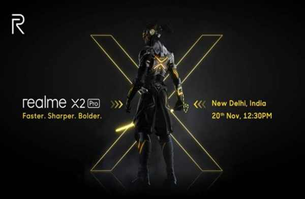 Realme X2 Pro Set to Launch in India on November 20, Company Confirms