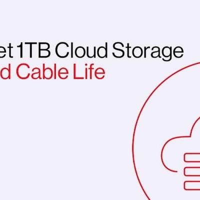 OnePlus Red Cable Life Offering 1TB Cloud Storage for Subscribers
