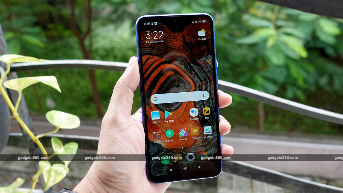redmi 9 review face hand ss
