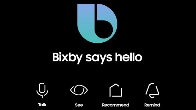 Samsung's Making a Bixby-Based Speaker to Rival Amazon Echo: Report