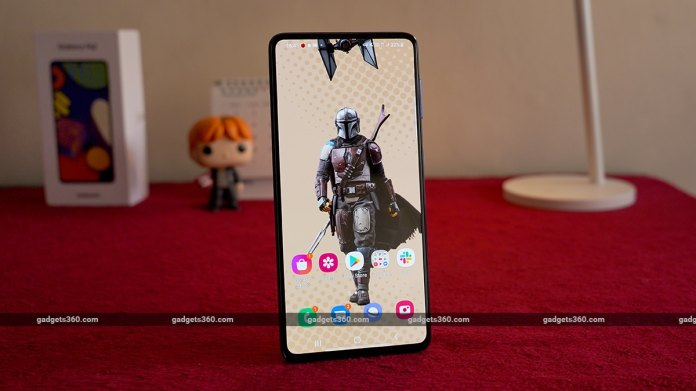 Samsung Galaxy F62 Review End Of The Line For The Galaxy M51 Ndtv Gadgets 360