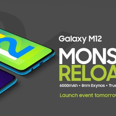 Samsung Galaxy M12 Set to Launch in India Today