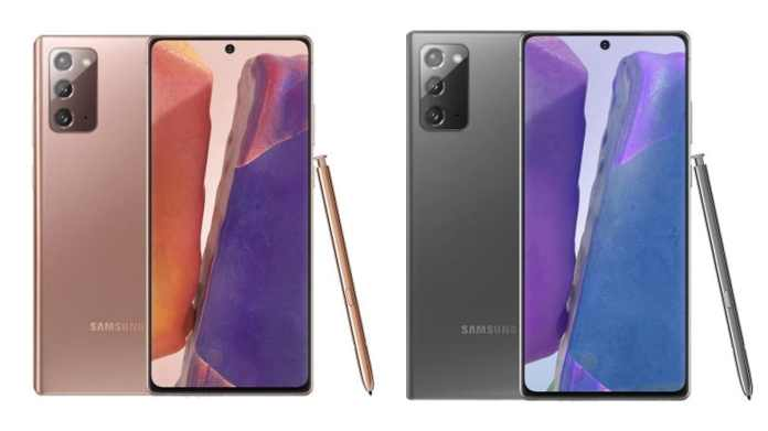 Samsung Galaxy Note 20 Galaxy Note 20 Ultra Prices Surface Again Ahead Of Official Launch Technology News