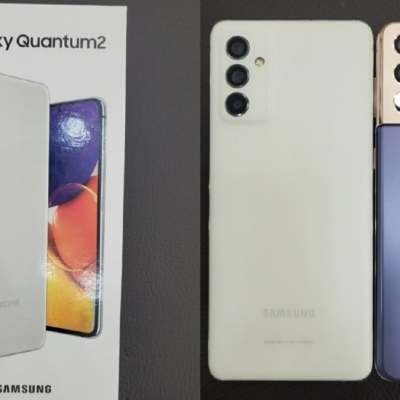 Samsung Galaxy Quantum 2 aka Galaxy A82 5G Details Leaked
