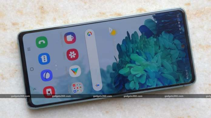 Samsung Galaxy S20 Fe Review Ndtv Gadgets 360