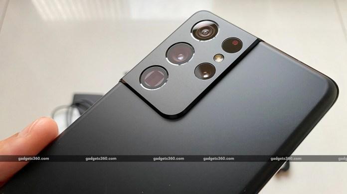 samsung galaxy s21 ultra 5g first impressions cameras sss