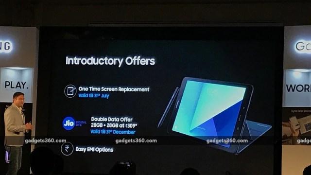 samsung galaxy tab s3 india launch gadgets 360 samsung