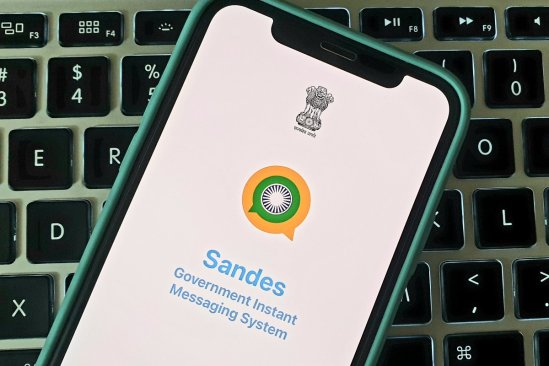Sandes Is the Government's Own WhatsApp: How to Download It, and Everything You Need to Know