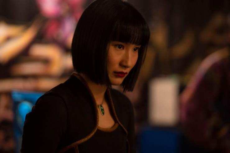Xialing, irmã de Shang-Chi