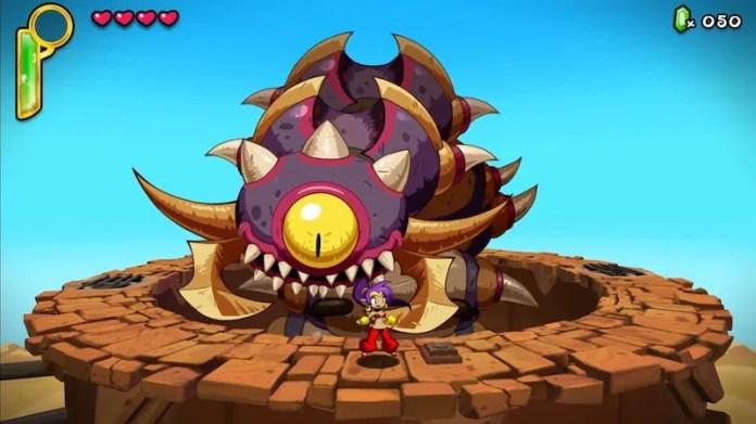 shantae half genie hero nintendo switch boss shantae_nintendo_switch
