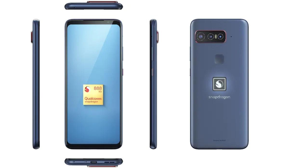 smartphone for snapdragon insiders front back image qualcommm Smartphone for Snapdragon Insiders