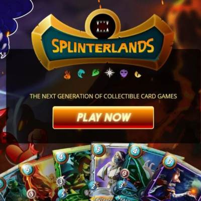 NFT-Based Splinterlands Is Now the Most Widely Played Blockchain Game