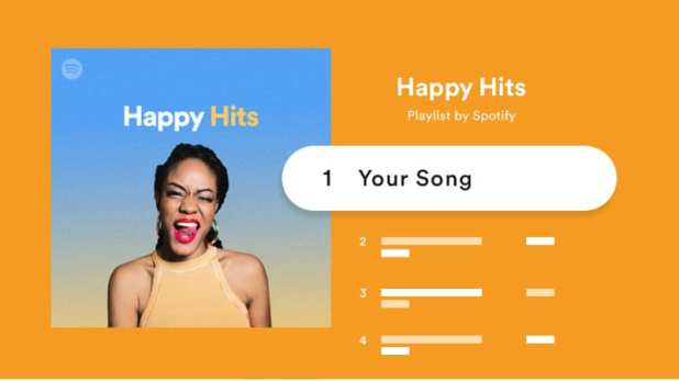 Spotify to Offer Personalised Editorial Playlists Based on the Listener's Interests