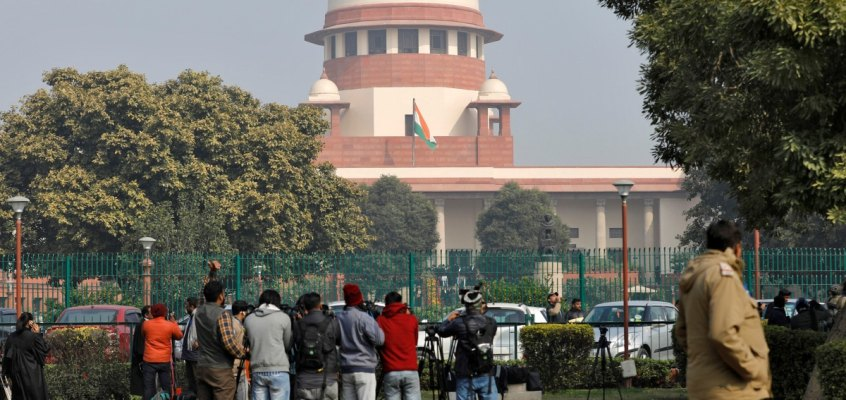Supreme Court Suggests Regulating Video Streaming Services in India