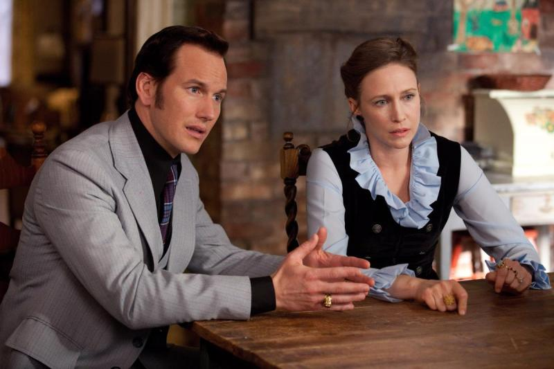 the conjuring The Conjuring