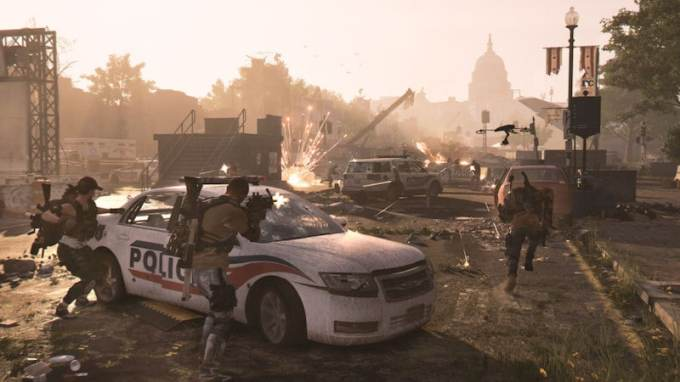 the division 2 screen